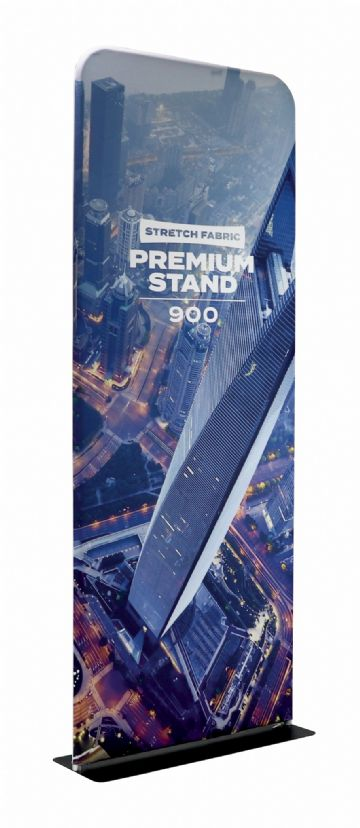 Stretch Fabric Premium Stand - Replacement graphics cover only